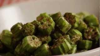 How To Make Roasted Okra
