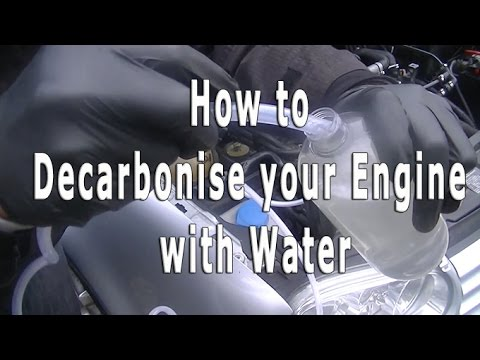How to Decarbonise a VW 1.8T Golf Jetta Engine