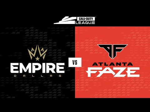 Winners Finals  | @Dallas Empire  vs  @Atlanta FaZe   | Championship Weekend | Day 3