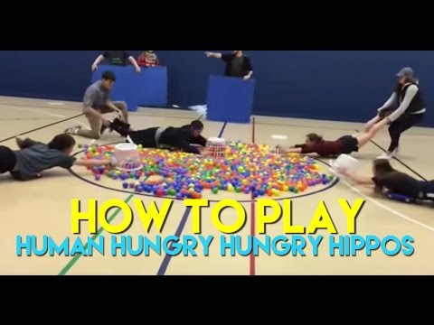 How To Play Human Hungry Hungry Hippos Product List