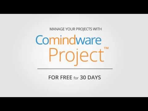 New Generation Project Management Solution - Comindware Project
