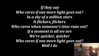 lagu paling sedih dari LINKIN PARK