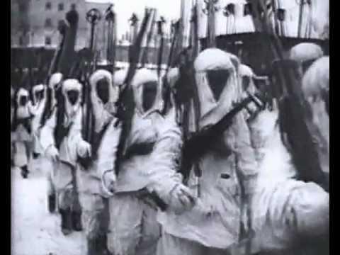 Песня Марш Защитников Москвы - Песни Великой Отечественной Войны (1941 - 1945 гг.) скачать mp3 и слушать онлайн