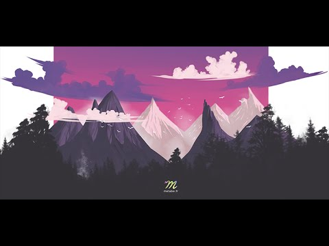 [SPEED PAINTING] LANDSCAPE – MONTAINS