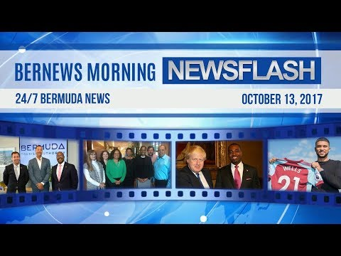 Bernews Morning Newsflash For Friday, October 13, 2017