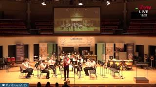 Over The Hills And Far Away - Cambridge at UniBrass 2015