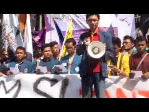 Deklarasi Undangan Terbuka BEM SI Bekerjasama Dengan KM ITB 2014