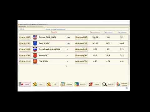 Видеоинструкция кассир обменного пункта. Валютные ККМ и ПО для обменных пунктов NEWTON EXCHANGE PRO.