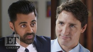 Justin Trudeau Grilled On Climate Change By Hasan Minhaj