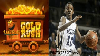 Point Guard Terian Moss goes off in Gold Rush Finals
