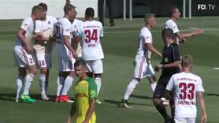 FCI.TV: Testspielhighlights der Schanzer gegen den FC Nantes