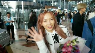 [FANCAM - 2019.11.17] WELCOME TO THAILAND, Z-STARS!