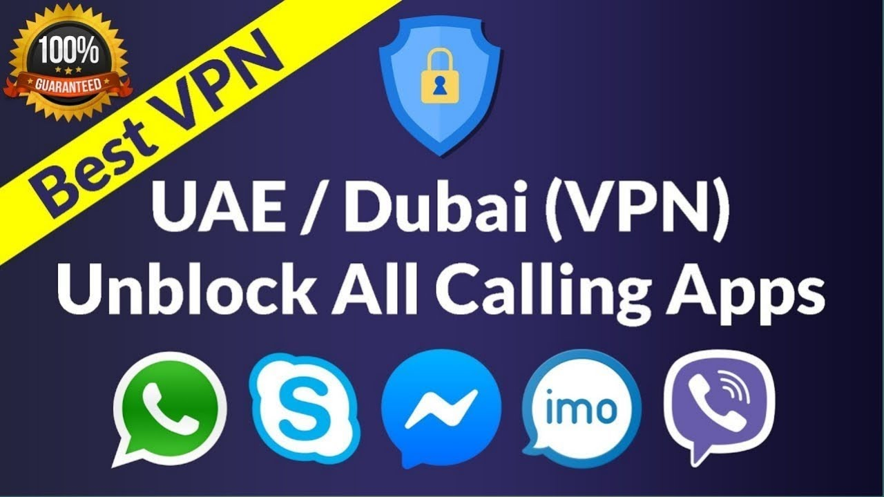 The Best Working VPNs for UAE 2019