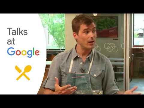 "Hugh Acheson: Salad demo from ""The Broad Fork"" 