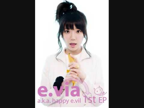 e.via a.k.a happy e.vil 14 일기장 90 's POP Edition Feat SORI [ DL LINK]