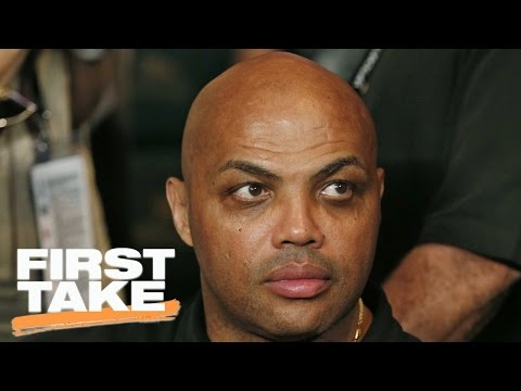 First Take On Charles Barkley's Isaiah Thomas Comments | First Take | April 17, 2017