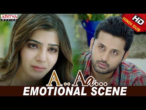 A Aa Scenes || Nithiin Fight For Samantha...