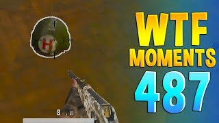 PUBG Daily Funny WTF Moments Highlights Ep 487