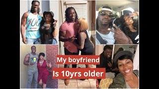 dating a guy 10 years younger