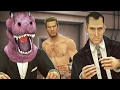 Dead Rising 2 - STRIP POKER w/ Tom