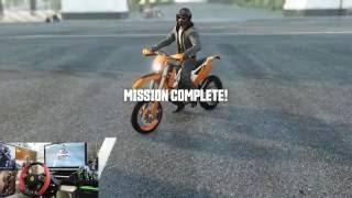 [23] XboxOne The Crew Racing Wheel Gameplay  ザクルー ハンコンプレイ イーストコースト「エリック・ツー」