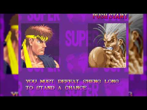 [FHD,30p,Ut Video] SUPER STREET FIGHTER II Turbo [3DO]