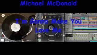 Michael McDonald - I