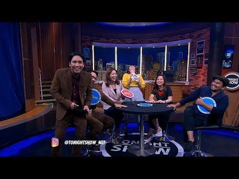 Pertanyaan di Setuju Tidak Setuju Bikin Host dan Pemain Rusuh