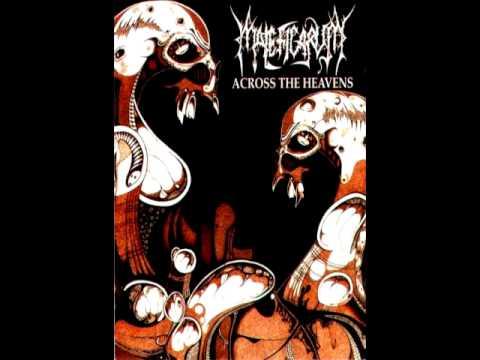 Maleficarum - across the heavens. (full album. 1995).