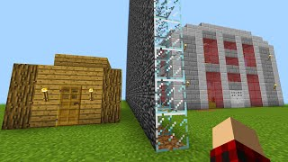 i used a camo block mod to cheat in a building competition..