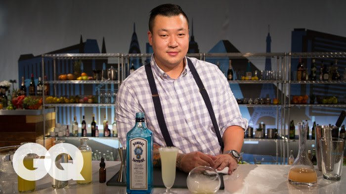 how to make cocktails bartender