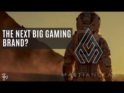 Martiangear - The next big gaming brand?