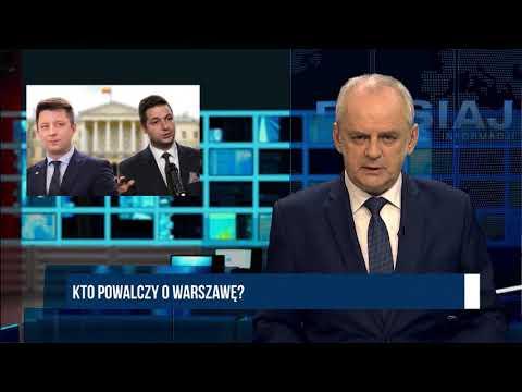 Dzisiaj Informacje Telewizji Republika 19 04 2018