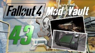 FALLOUT 4: Mod Vault #43 - PIP-Pad, Plasma Cycler & Ultra Interior Lighting