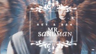 Rey and Kylo Ren I Bring Us A Dream [TLJ]