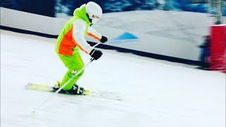 Snowsports Presentation - Foot Alinement - iCoachkids - Transition in Turns - IASI Interski 17/3/21