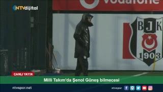 (CANLI) Beşiktaş, Evkur Yeni Malatayspor maçı hazırlıklarını sürdürüyor