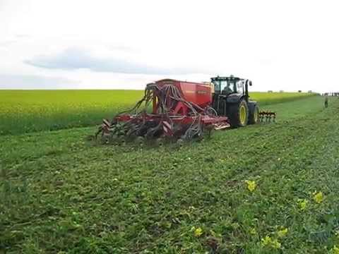 Vaderstad seedhawk 400c youtube - Chambre agriculture yonne ...