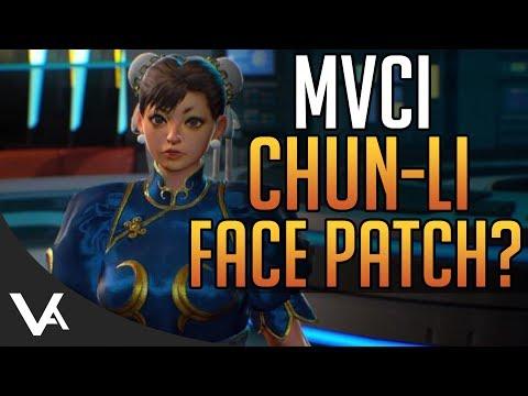 Marvel Vs Capcom Infinite - Capcom Responds To Negative Feedback On Chun-Li's Face For MVCI