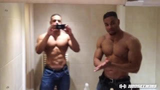 Hodgetwins Lost Tapes While Visiting The UK @hodgetwins