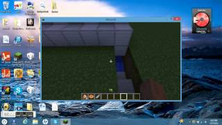 Messing with Redstone: Simple vending machine 720p