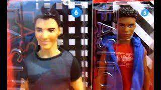Кен фашионистас 5 и 6/Ken® Fashionistas® Doll 5 Hip Hoodie DWK46/6 Color Blocked Cool DWK47