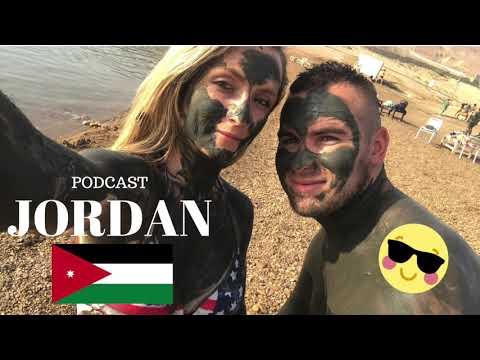 TRAVEL PODCAST JORDAN - Cestovanie Jordánskom Ft. Honza Kavalír