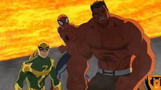 Ultimate Spider Man in HINDI S 3 Ep 24