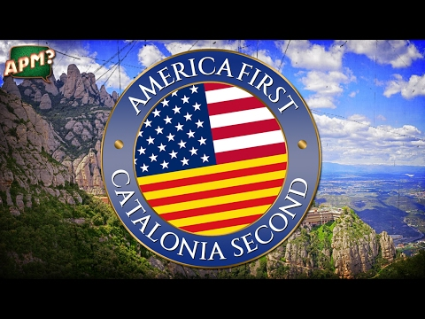 APM? - America First, Catalonia Second (Official Video)