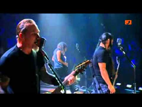 Metallica    Enter Sandman 25th Anniversary Rock  amp amp  Roll Hall of Fame Concert  The Flying Dut