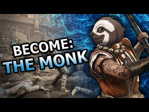 For Honor: Shaolin Guide | BECOME THE MONK