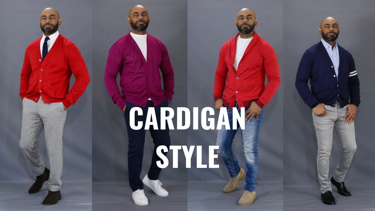 eced4357cb1db How To Wear A Cardigan Sweater. The Style O.G.