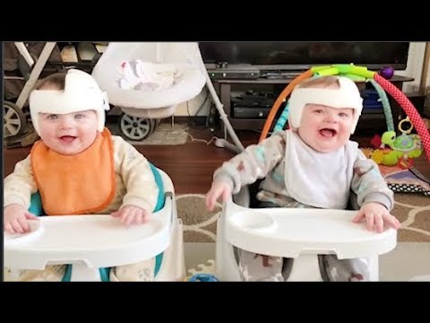 Twin Babies Cutest Moments - Twins Babies Make You Happy Everyday - Youtube