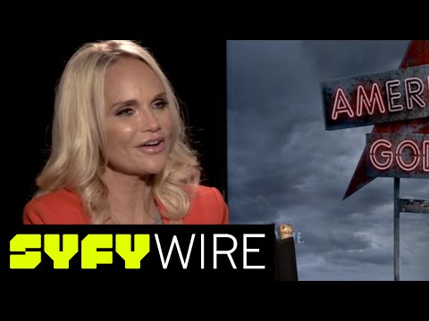American Gods' Kristin Chenoweth: Reuniting with Bryan Fuller | Syfy Wire